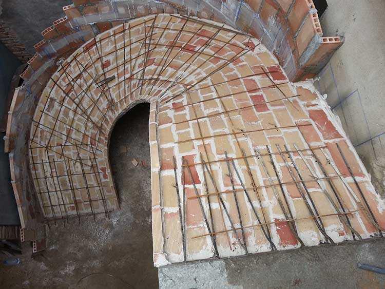 Construcci N De Una Escalera Escaleras Clavel
