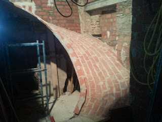 Escalera de bóveda